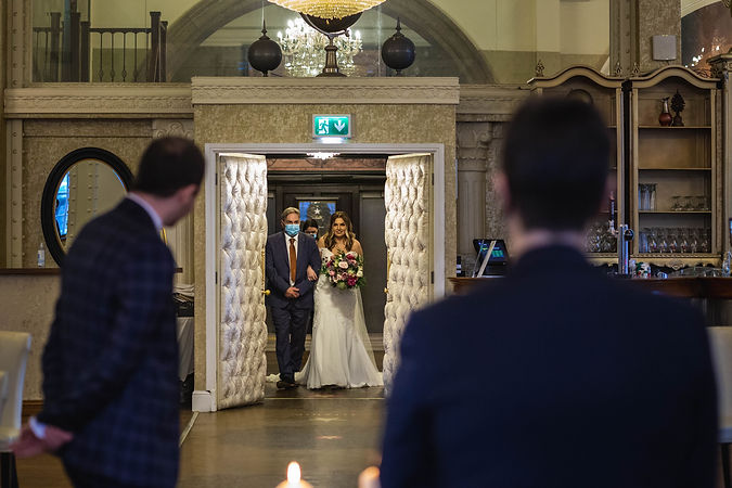 30 james street, christmas wedding