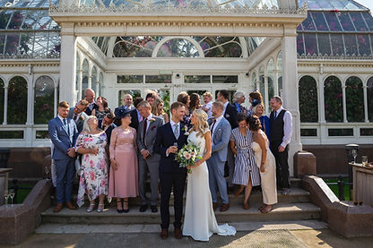 sefton park palm house wedding photography, lynette matthews photography