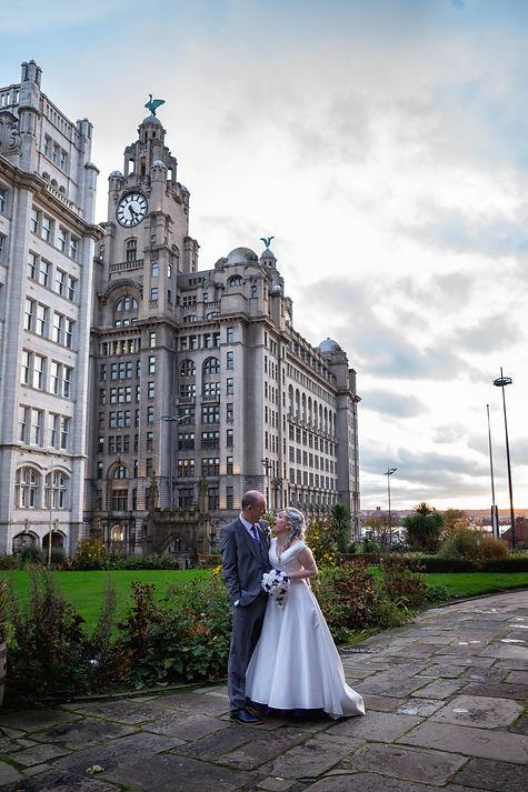 Lynette Matthews Photography, Liver Building, Liverpool