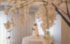 stanley house hotel, wedding cake