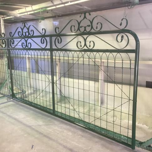 Glenferrie Single Gate
