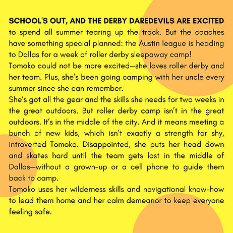 SCHOOL'S OUT, AND THE DERBY DAREDEVILS A
