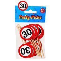 Party Picks 2,90€ (papir ,Holz 7,5x3,5 c