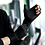 Thumbnail: Fingerless Workout / Lifting Gloves With Wrist Wrap - Men's & Women's