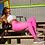 Thumbnail: High Waisted, Shape Enhancing Leggings W/ Texture Print, Multiple Sizes & Colors