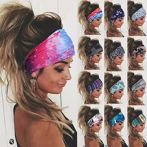Super Cute Women's Headband Variety Of Patterns & Colors