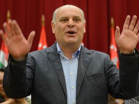 "ЦИТАТА ЮГа.Сухум.Абхазия..Аслан Бжания.Президент ""КРИПТОВАЛЮТЫ"""