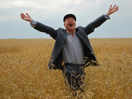 ЮГ РФ.Итог урожая пшеницы. Хорош! На вывоз!
