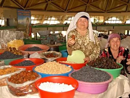 ТАШКЕНТ.Узбекистан.Есть рис.Нет-мяса !
