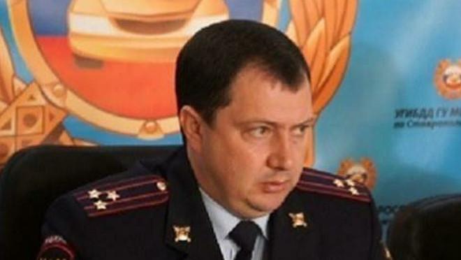 СТАВРОПОЛЬ.СК подтвердил  арест главы ГБДД .Ушел