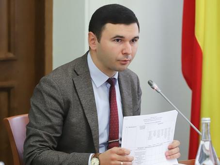 РОСТОВ.Андрей Косенко.Глава Железнодорожного района.