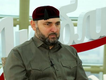 """Грозный,Чечня СултанТАГАЕВ Министр финансов""""Чечня - не чёрная дыра !"""""""