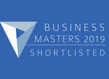 rradar shortlisted for Yorkshire Business Masters Awards