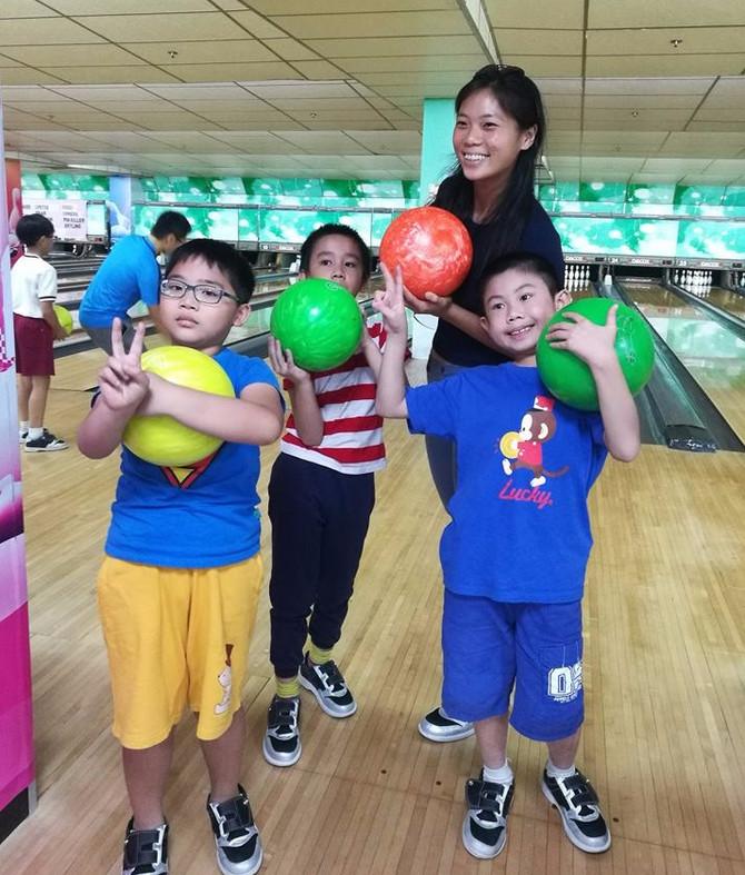 童玩保齡球 Happy Bowling