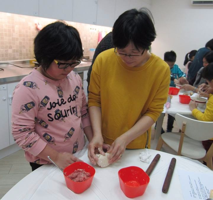 親子烹飪班 Parent Child Cooking Class