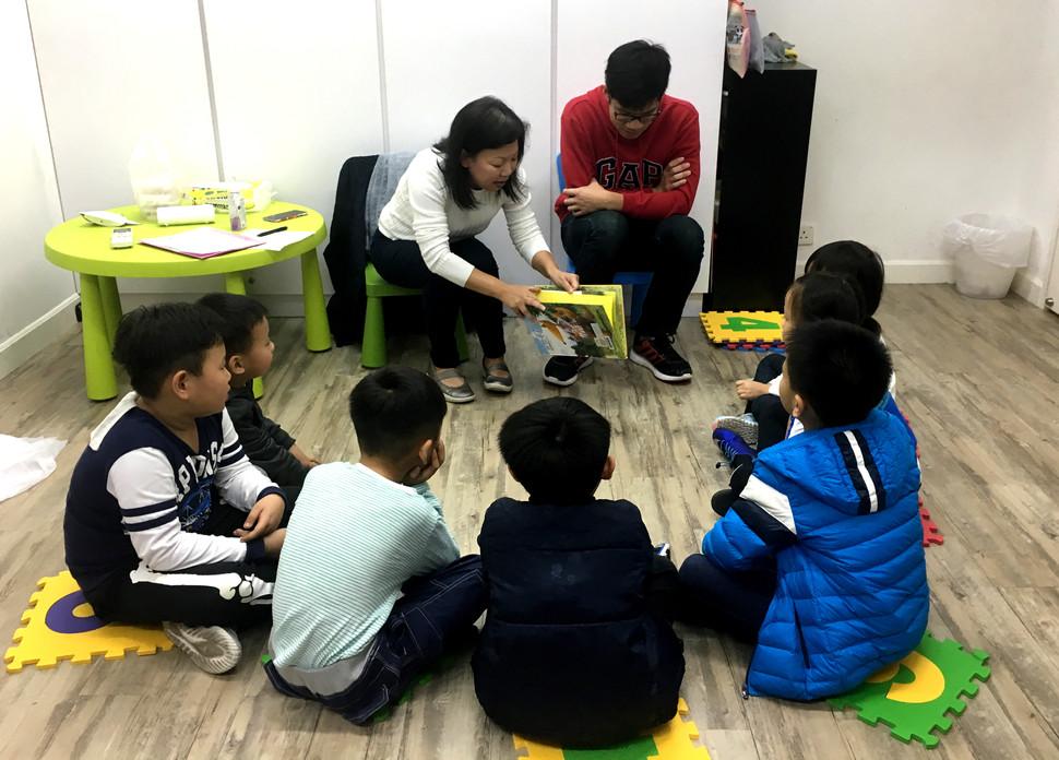 童享圖書閣-故事時間 Children Reading Corner- Story time