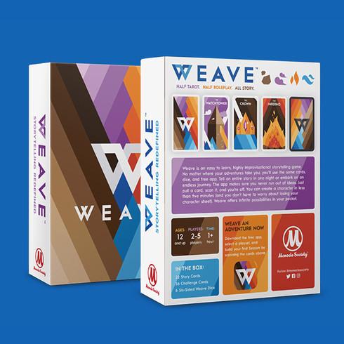 Weave Physical Box Design