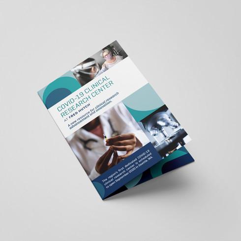 COVID-19 Clinical Research Center Design