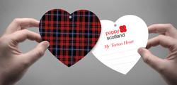 heart of scotland heart in hands