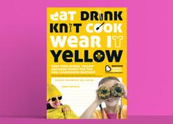 wear it yellow poster