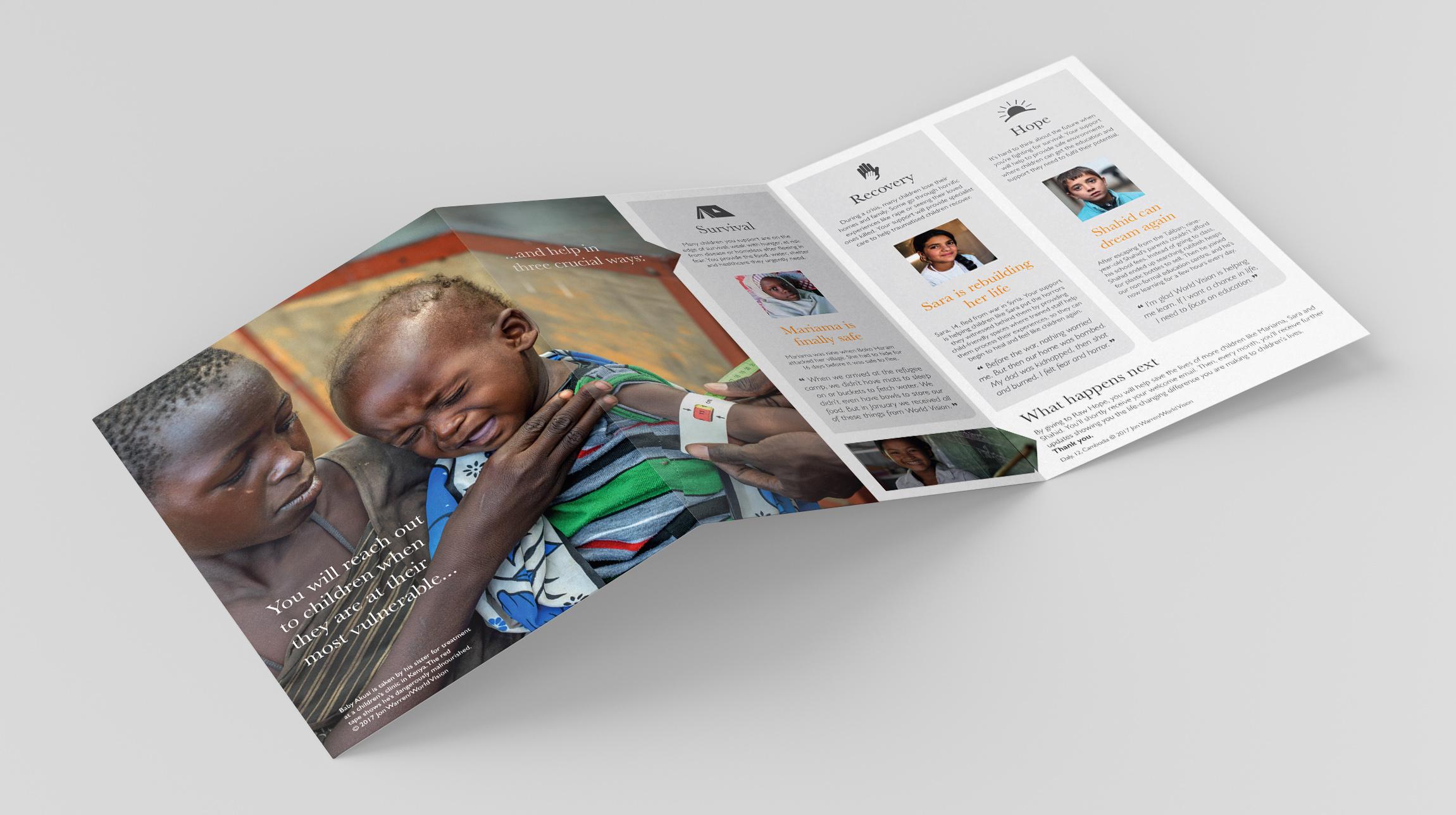 WV raw hope leaflet