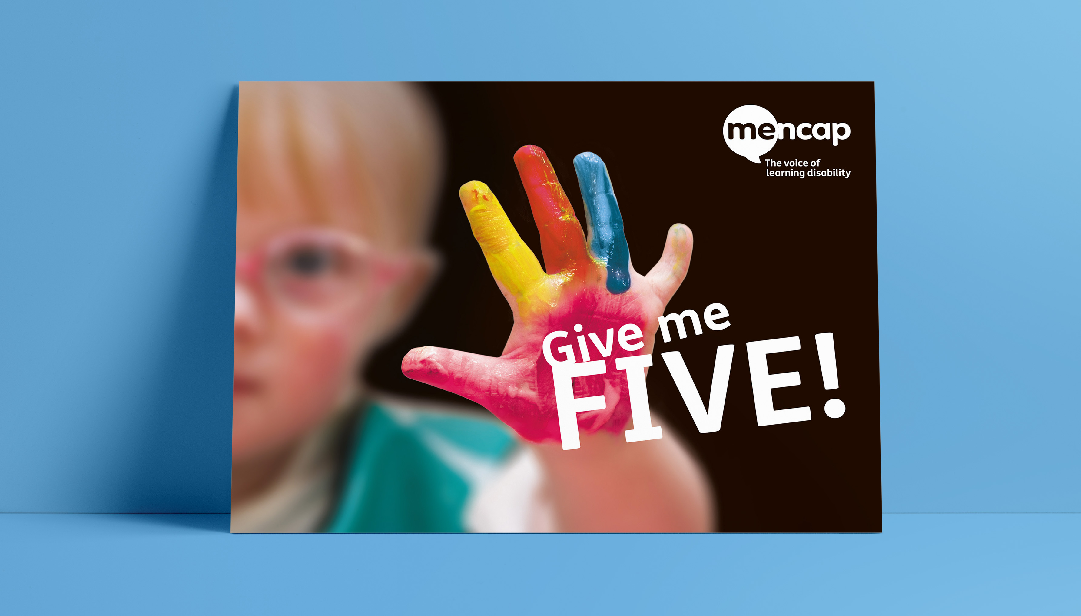 mencap give me 5 dm
