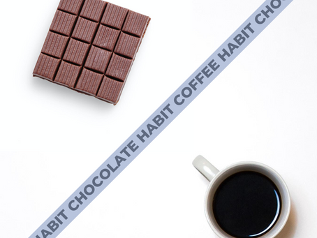 Build Better Habits Using Coffee and Chocolate
