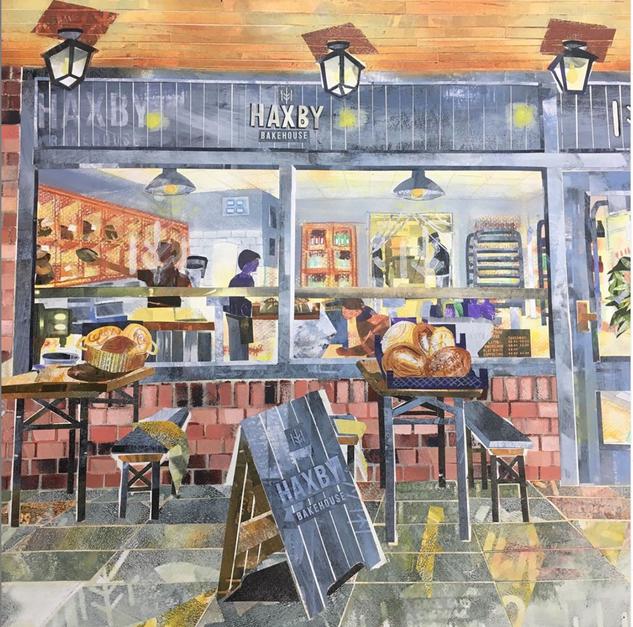 Ric Liptrot - Haxby Bakehouse