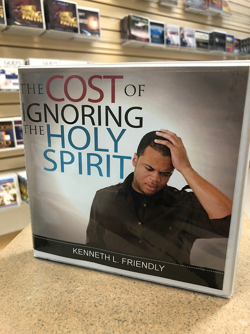 The Cost Of Ignoring The Holy Spirit