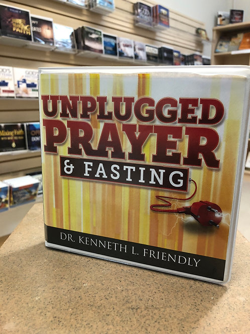 Unplugged Prayer & Fasting