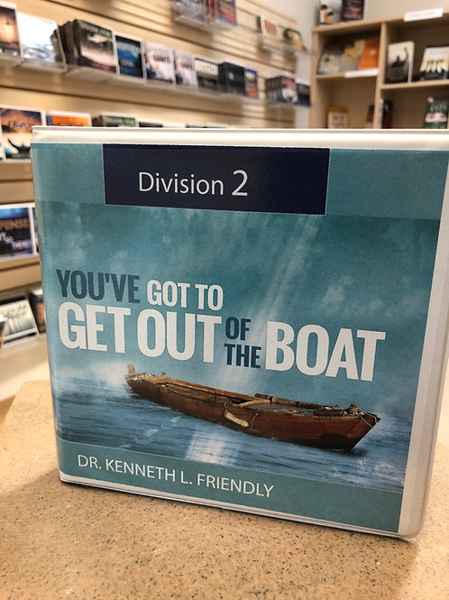 You've Got To Get Out Of The Boat (Division 2)