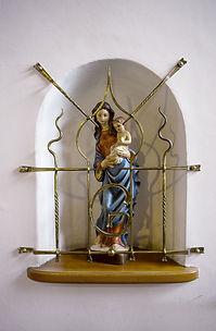 Neuwirt Maria Statuette