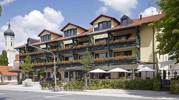 Hotel Neuwirt in Zorneding