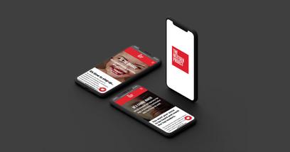 MVP Website for The NextGen Project