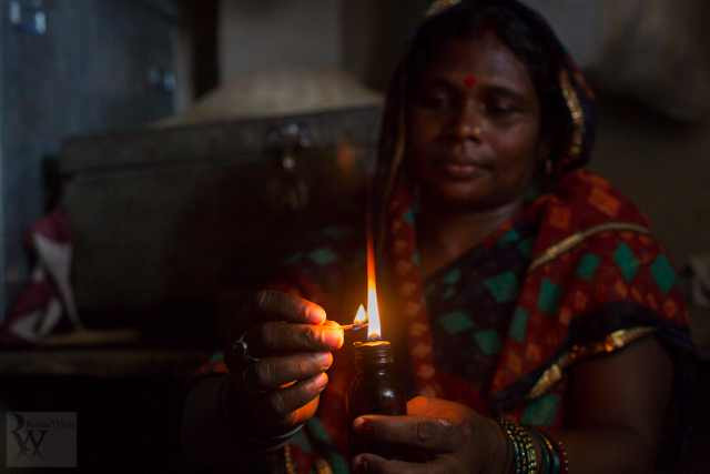 Kerosene energy India