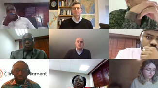 Ghana virtual roundtable