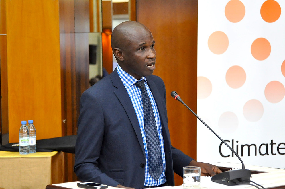 MP at Renewable Energy event in Dakar