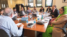 Indian MPs exchange experiences at University of Chicago