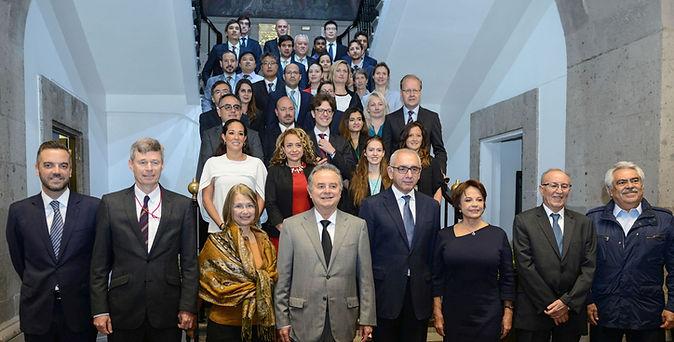 Santiago Climate Parliament, Photo by Pablo Garcia Saldaña
