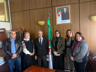 Climate Parliament Group in Algeria