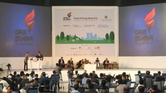 Presenting at Bangladesh Energy Week