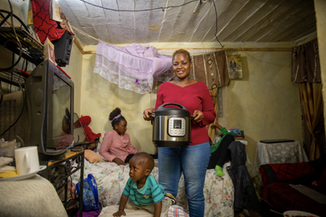Cooking with renewable energy in Africa