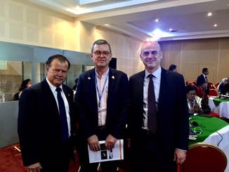 Reuniones con ministros de América Latina en la COP22