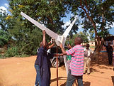 Installing community wind power in Africa