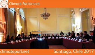 Legisladores de las Américas discuten la transición hacia las energías renovables en Santiago, Chile