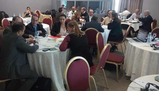 Co-hosting renewable roundtable in Morocco