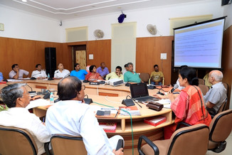 Roundtable on Development through Renewable Energy in Odisha, India
