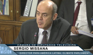 Pushing for renewables in the Chilean Parliament