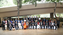 Legislators meet at Climate Parliament's Global Parliamentary Roundtable, Delhi