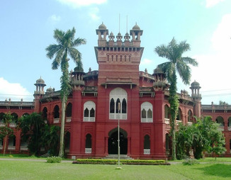A joint partnership with Dhaka University